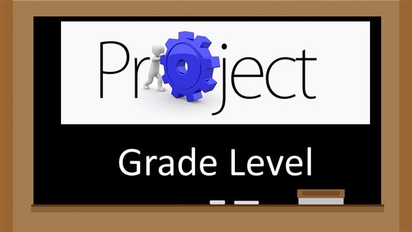 Grade Level Project Links