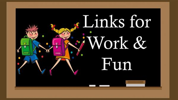 Links for Work and Fun