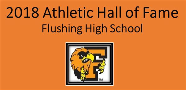 2018 Flushing Athletic Hall of Fame