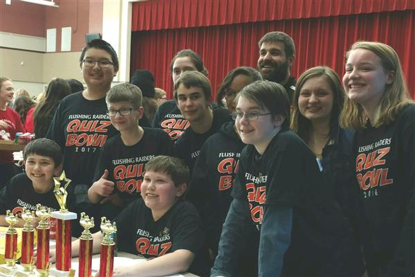 FMS Quiz Bowl Teams