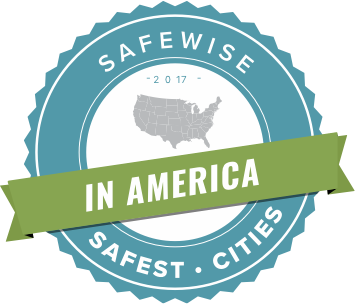 Safest Cities in US Logo