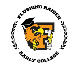 Flushing Raider Early College Logo